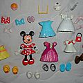 Minnie Mouse style Polly pocket