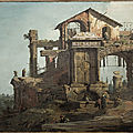 Painting at university of aberdeen confirmed as hidden treasure by canaletto