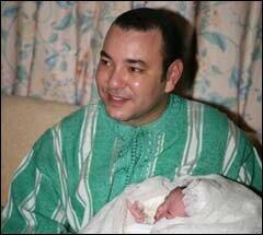 Mohammed 6 & Lalla Khadija