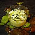 Creme express au kiwi