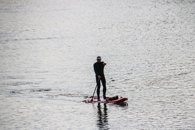 Stand up paddle à Toulouse