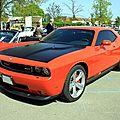 Dodge challenger SRT8 de 2010 (7ème bourse d'échanges autos-motos de Chatenois) 01
