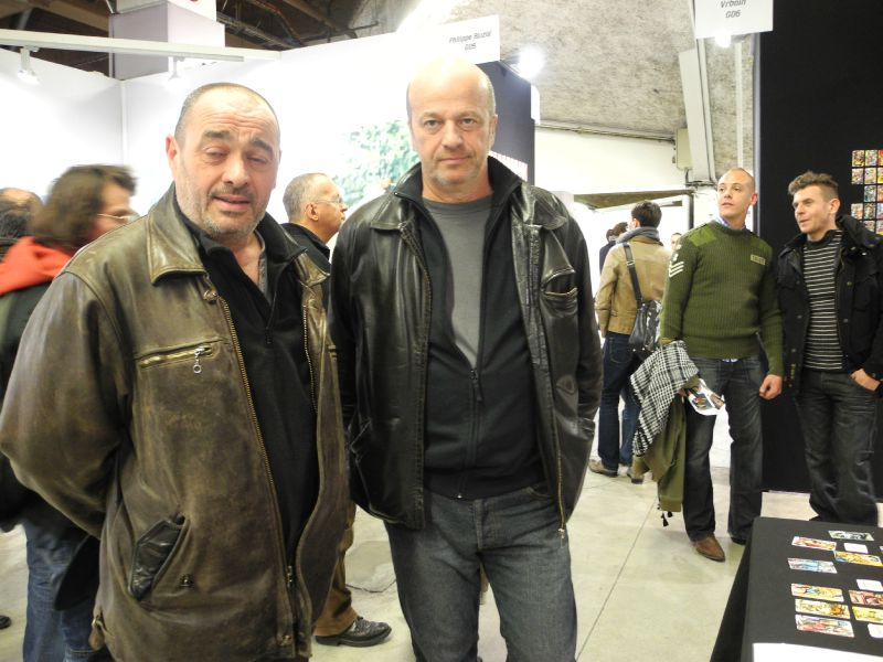 jean clude et fred