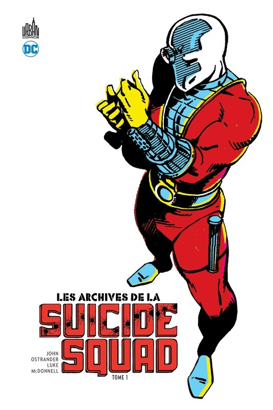Urban DC Suicide Squad Archives