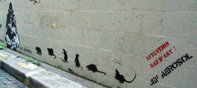 Oh rats ! On les aura !