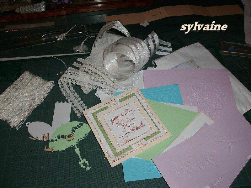 sylvaine g; (1)