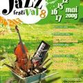 Festivals de jazz de st-denis, swing 41, chinon, cheverny, orléans, loches...