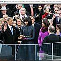 Obama, investiture 2013