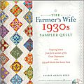 Farmer's wife quilt ... le challenge se poursuit !