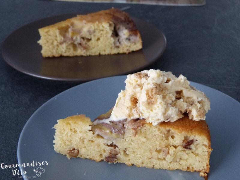Gâteau à la banane (7)