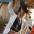 La tête dans la gueule du chameau