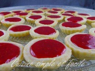 tartelettes pralines roses 05