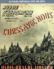 Russie d'aujourd'hui 1938