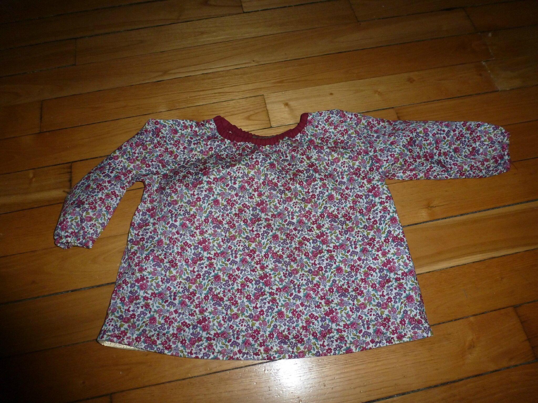 Une blouse pour Emma