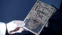 le livre d'Amy la boîte de Pandore