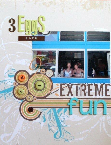 3 Eggs cafe