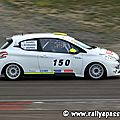 2014 : Rencontres Peugeot Sport Dijon