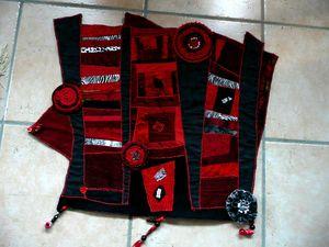 LES 3 F - ouvrage textile 2