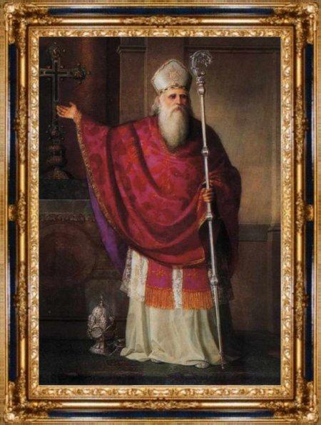Venantius Honorius Clementianus Fortunatus saint fortunat
