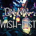 Oh my wish list #7