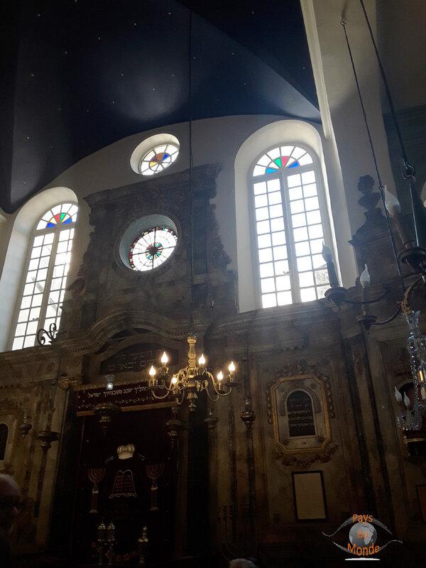 Salle de prière