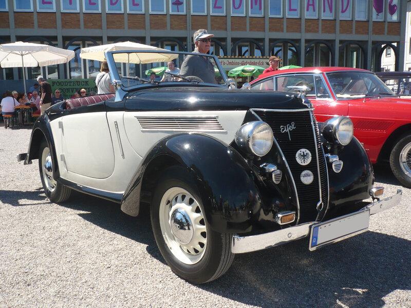 FORD Eifel Sport roadster 1938 Karlsruhe (1)