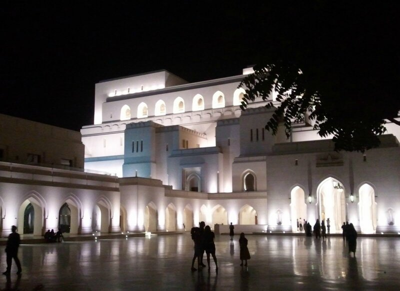 Royal Opera House Muscat (1)