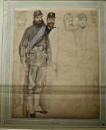 Tissot (James), les tirailleurs de la Seine