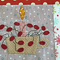 Christmas story quilt (2)