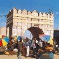 Harar : La porte de Choa