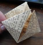 Tuto lapin origami papier ancien (13)