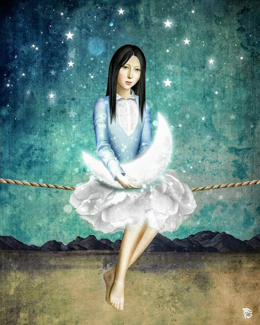 Christian Schloe - Austrian Surrealist Digital painter - Tutt'Art@ (91)