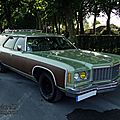 Chevrolet caprice estate wagon-1974