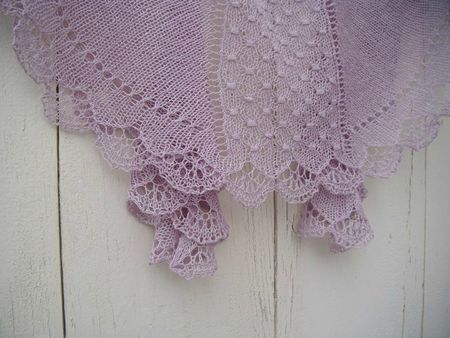 wisteria voie lactée shawl habu 026