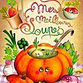 Soupe de légumes racine