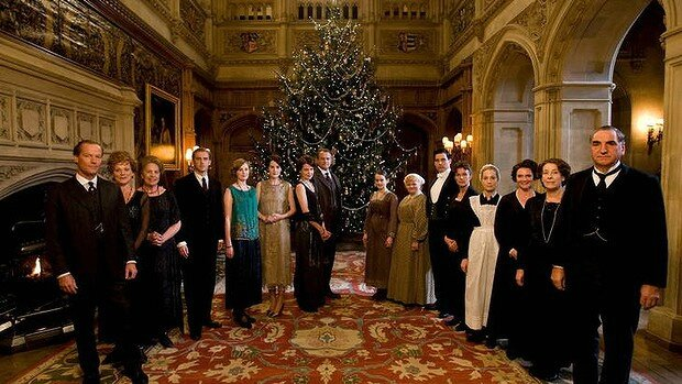 Downton Abbey Christmas Special S2