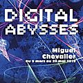 Digital abysses de miguel chevalier : issn 2607-0006