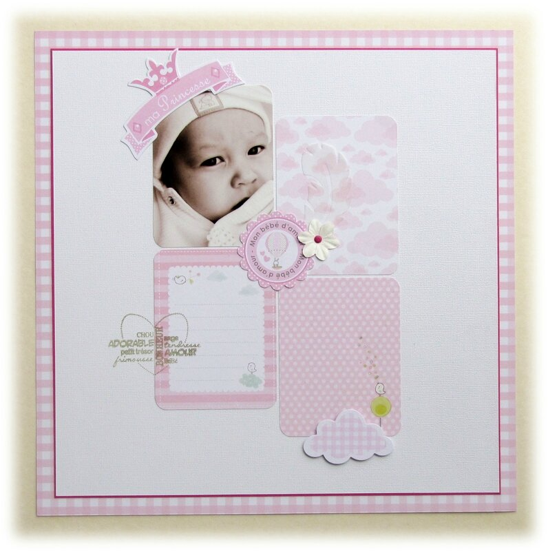 35 - 260114 - Ma princesse - Collection Bout'chou rose_HD
