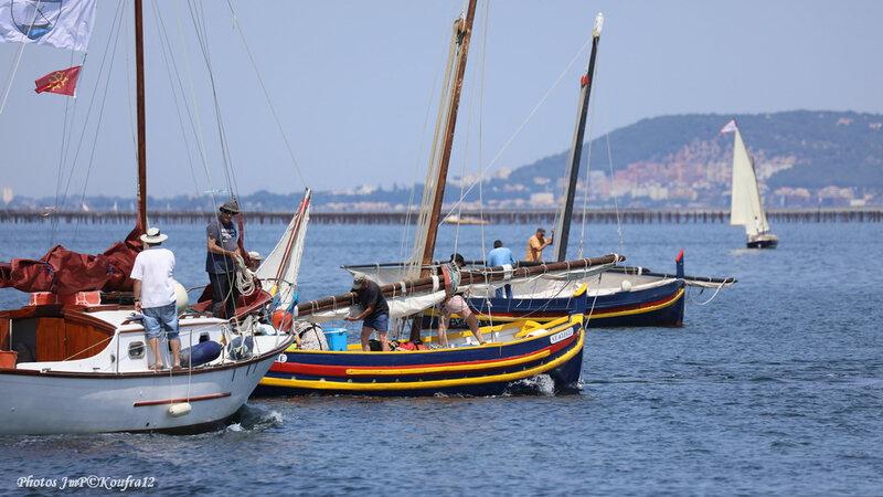 Photos JMP©Koufra 12 - Marseillan - Port - Bateaux - 27062019 - 0387
