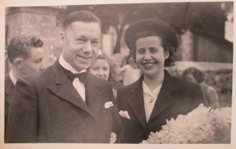 1946 Mariage Jeanne Dreau-Maurice Turmeau_1