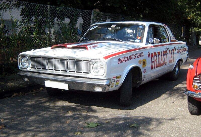 Dodge dart de 1966 02