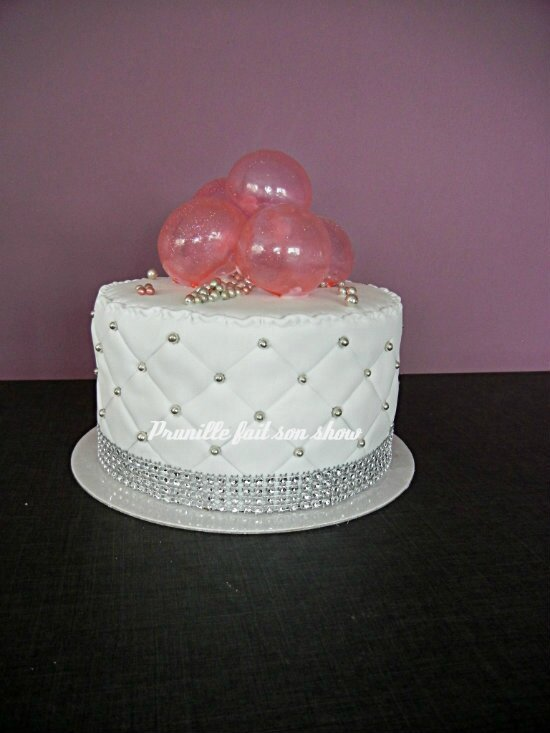 gateau bulles girly prunillefee 1