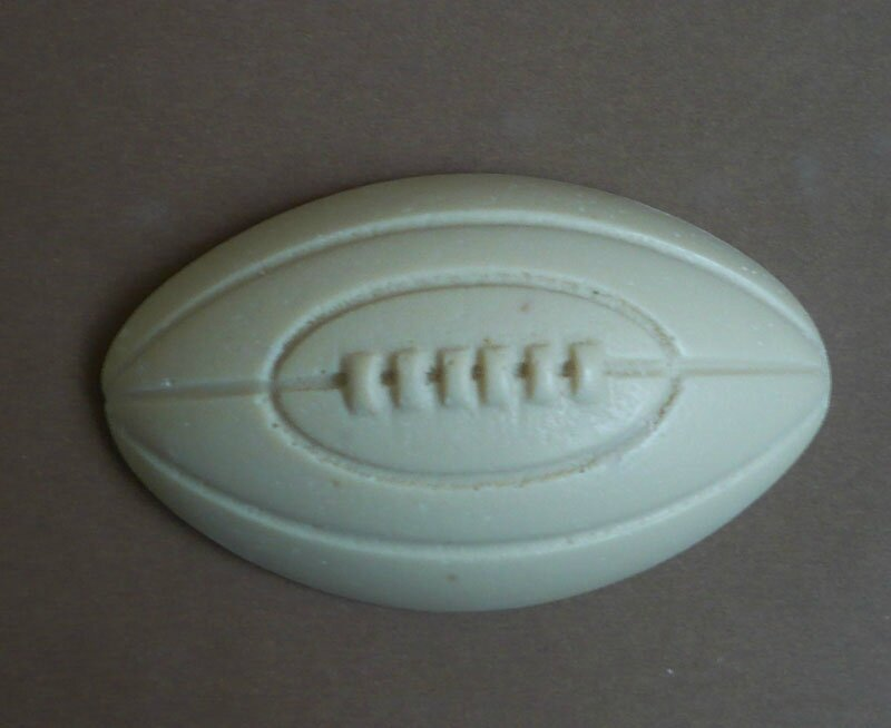demi ballon rugby grand format moule silicone