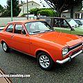 Ford escort 1300 gt (1968-1975)(rencard de valreas mai 2014)