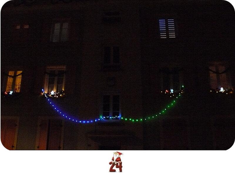 Quartier Drouot - Calendrier des lumières (24)