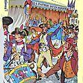 La grande peur de l'été 1792 dans l'orne.