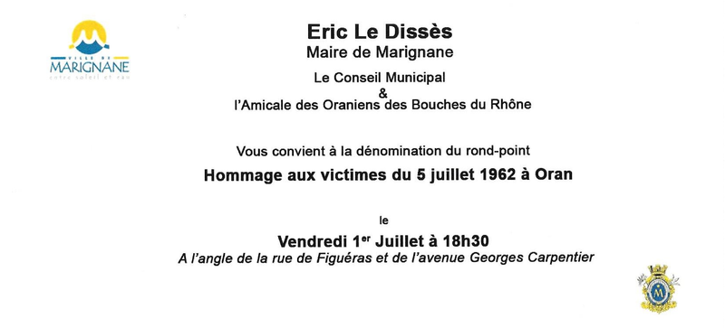 Invitation Marignane