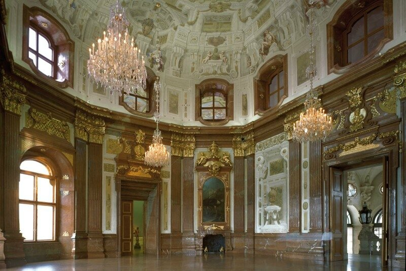 palais du belvedère