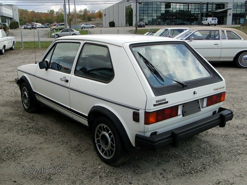 vw rabbit gti 1982 1984 b