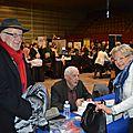 Avec Michel Louyot, lauréat du prix Erckmann-Chatrian